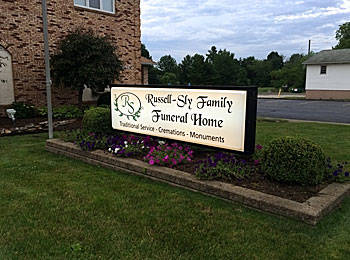 Russell-Sly Family Funeral Home